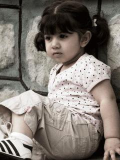 Sad Girl Mobile Wallpaper