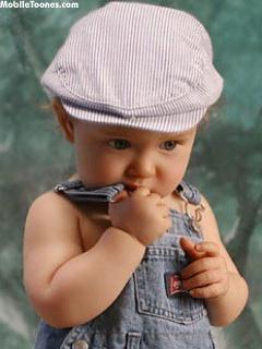 Infant Mobile Wallpaper