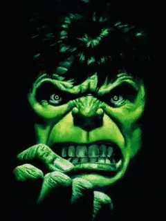 Hulk Smash Mobile Wallpaper