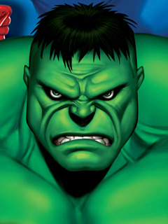 Hulk 2 Mobile Wallpaper