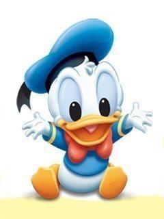 Disney Duck Mobile Wallpaper