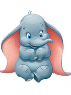 Dumbo Mobile Wallpaper