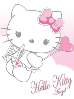 Hello Kittty Mobile Wallpaper