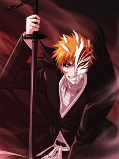 Ichigo Mobile Wallpaper