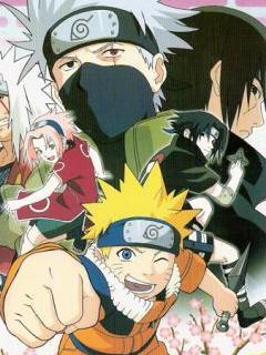 Naruto1 Mobile Wallpaper