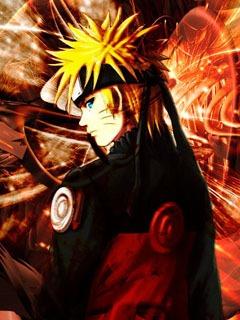 Naruto Rock Mobile Wallpaper