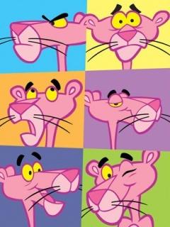 Pink Panther 2 Mobile Wallpaper