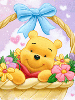 Pooh 2 Mobile Wallpaper