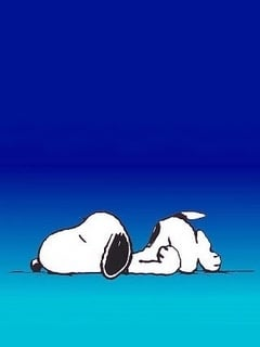 Snoopy Mobile Wallpaper