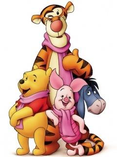 Winnie Pooh Mobile Wallpaper