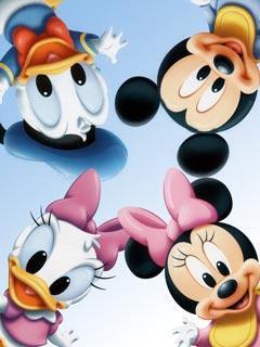 Baby Disney  Mobile Wallpaper