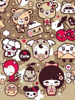 Cute Mobile Wallpaper