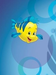 Disney Fish  Mobile Wallpaper