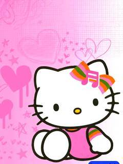 Hello Kitty Mobile Wallpaper