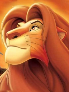 Lion King Mobile Wallpaper