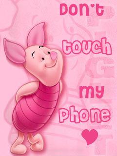 Piglet Lky Mobile Wallpaper