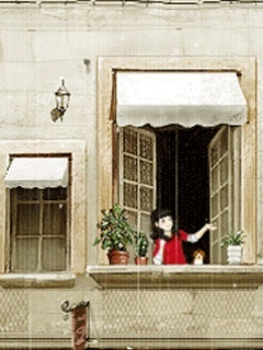 Rain Day -1 Mobile Wallpaper
