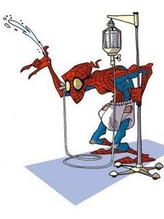 Spiderman Old Mobile Wallpaper