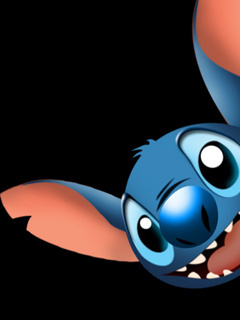 Stitch Mobile Wallpaper