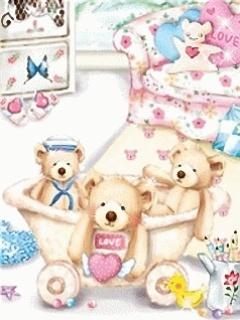 Bears Mobile Wallpaper