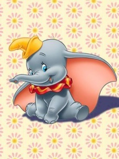 Dumbo Mobile Wallpaper
