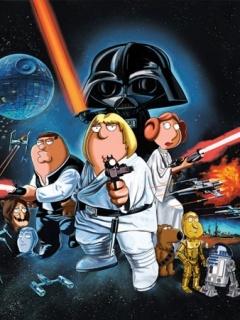 Family Guy Mobile Wallpaper
