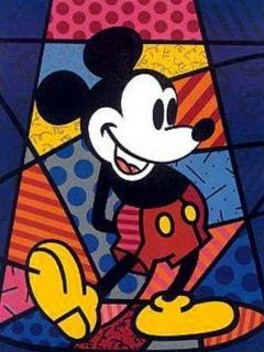 Micky Mobile Wallpaper