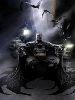 Batman Lp Mobile Wallpaper