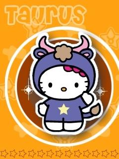 Hello Kitty 2 Mobile Wallpaper