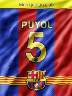Puyol Mobile Wallpaper