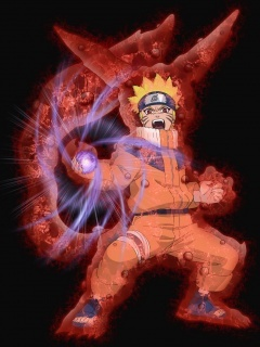 Naruto Kyub Mobile Wallpaper