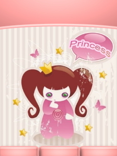 Princess Mobile Wallpaper