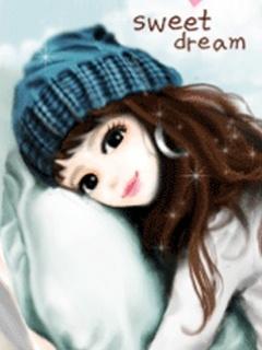 Sweet Dream Mobile Wallpaper