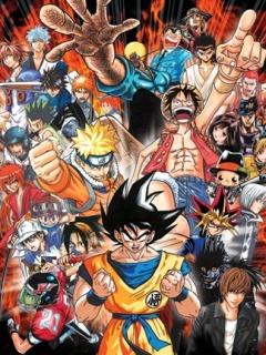 Anime Mobile Wallpaper