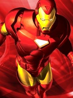 Iron Manres Mobile Wallpaper