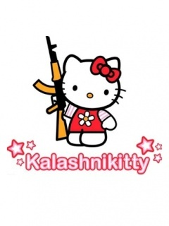 Kalashni Kitty Mobile Wallpaper