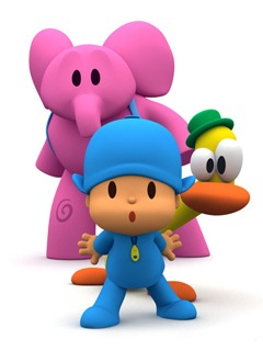 Pocoyo Mobile Wallpaper