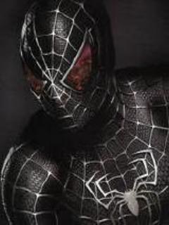 Dark Spider Man Mobile Wallpaper
