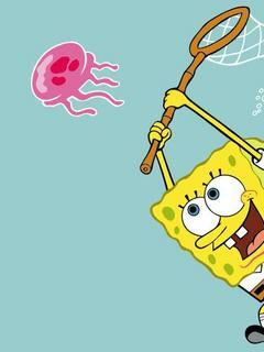 Sponge Bob Mobile Wallpaper