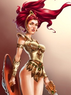 Teela Mobile Wallpaper