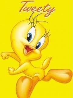 Tweety Mobile Wallpaper