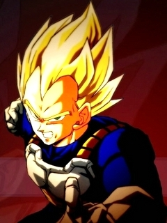 Vegeta Mobile Wallpaper