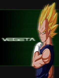 Vegeta Mobile Wallpaper