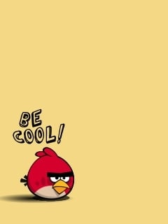 Be Cool Mobile Wallpaper