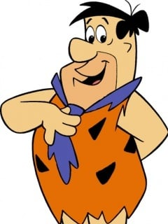 Fred Flintstone Mobile Wallpaper