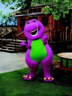 Barney Mobile Wallpaper