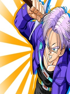 Trunks Mobile Wallpaper