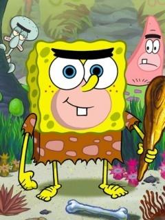 Sponge Bobs Mobile Wallpaper