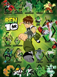 Ben 10 Mobile Wallpaper