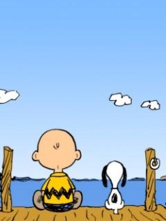 Snoopys Mobile Wallpaper